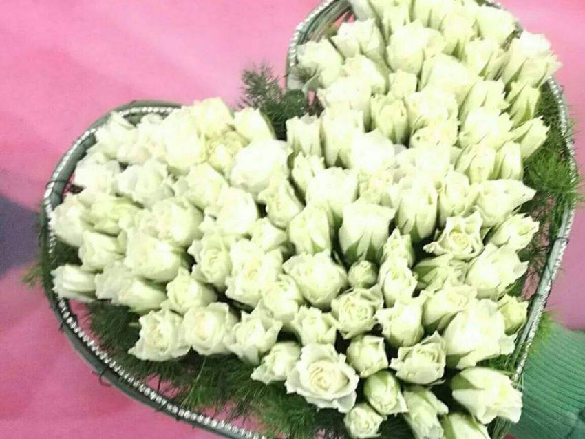Sette consigli per scegliere il tuo bouquet da sposa
